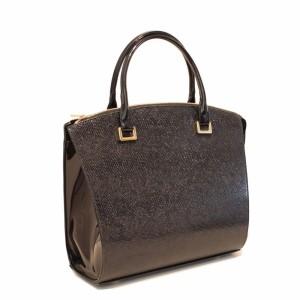 Luxusní kabelka z ekokůže je šetrná k životnímu prostředí
